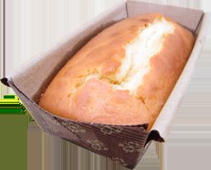 かぼすパウンドケーキ 全体